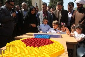 بستر شکوفایی خلاقیت کودکان در شهر فراهم شده است/ ساخت ۲۰۰۰ نوع بازی برای کودکان اصفهانی