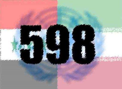 نگاهی به پذیرش قطعنامه ۵۹۸