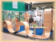 نمایشگاه چوب