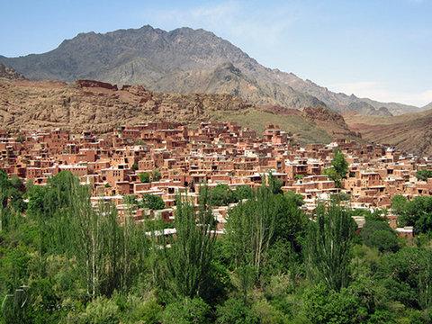پایگاه میراث فرهنگی روستای ابیانه