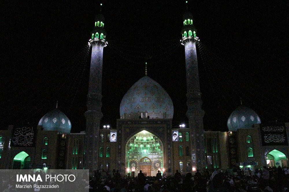 مسجد جمکران در ماه مبارک رمضان زائر نمیپذیرد