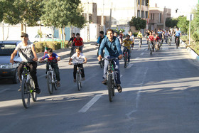 دود یا دوچرخه ؟ انتخاب با شماست/ افزایش 20 درصدی دوچرخه سواری شهری در اصفهان