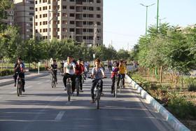 سیستم دوچرخه سواری تهران هنوز مشکل دارد