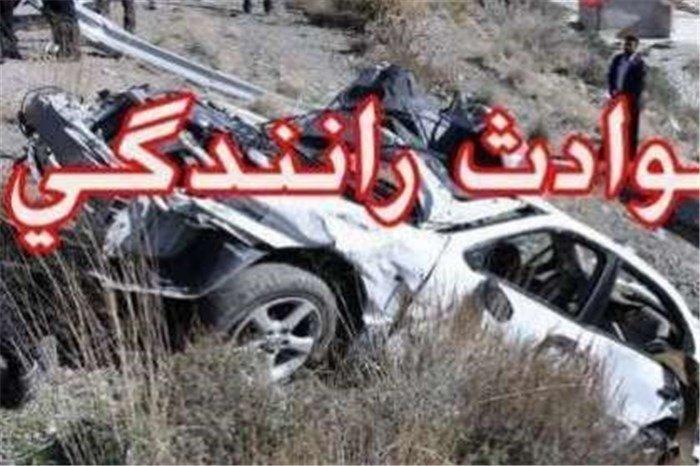 تصادف ۲ کامیون در ولنجک تهران ۳ کشته داشت+عکس