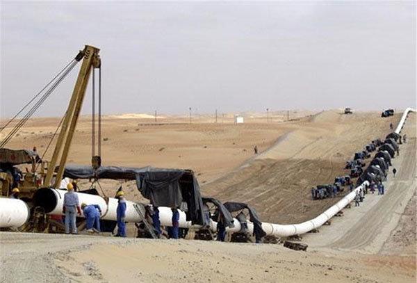 بیش از یک هزار روستای استان بهرهمند از گاز طبیعی