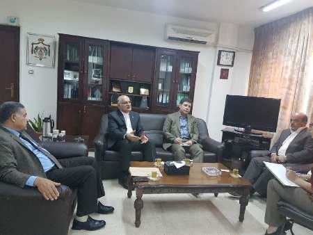 Jordan, Tehran cooperate in agriculture