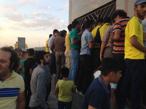 قیمت بلیط ورزشگاه نقش جهان اصفهان
