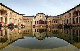 حریق در عروس خانه های ایران مهار شد