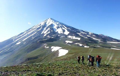 جسد «سها رضانژاد» دختر کوهنورد پیدا شد