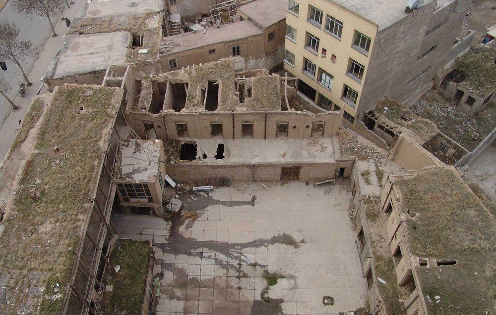 تعیین تکلیف ساختمانهای نیمهساز در شهر اصفهان