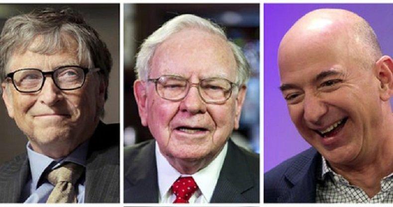 ثروتمندان جهان ثروتمندتر شدند