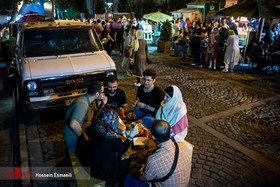 فست فودها هویت تاریخی موزه ملی را نشانه گرفته اند/دردسرهای خیابان خوشمزه تهران