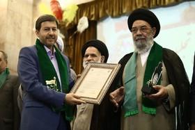 تجلیل از شهردار اصفهان در حمایت از هیئات مذهبی