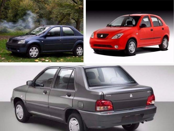 قیمت سایپا ۱۴۰۰ اعلام شد + جدول قیمت خودرو