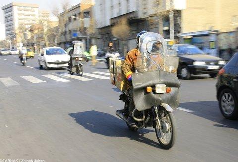 راکبان متخلف موتورسیکلت