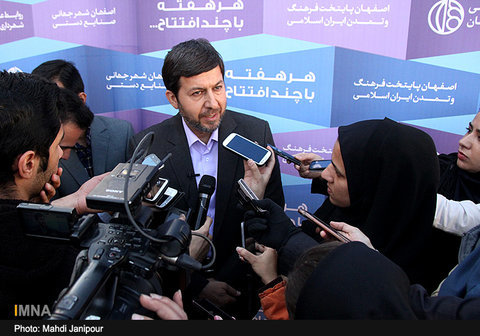 Isfahan, the ecosystem-friendly city: Mayor