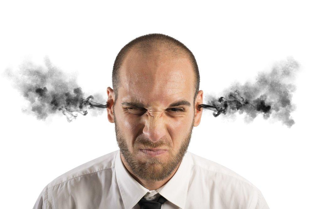 خشم و عصبانیت شما را چاق می کند!