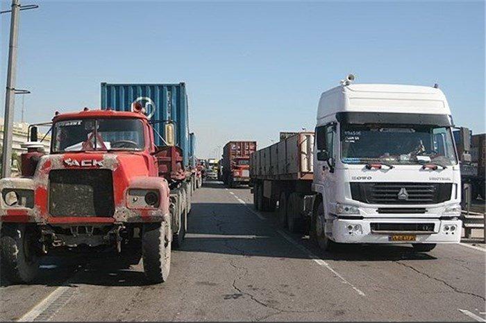 محدودیت ترافیکی عصر امروز برای خودروهای سنگین در محور بهارستان برقرار است