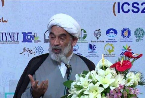 Holding ICS in Isfahan, religious duty