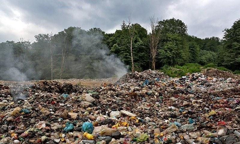 راهحلی به غیر از سوزاندن زباله در برخی از شهرهای شمالی کشور وجود ندارد