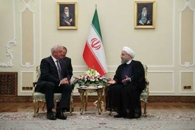President calls for boosting Iran-Belarus economic ties