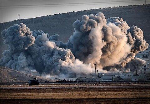 هواپیماهای ترکیه منطقه شمالی اربیل را بمباران کردند