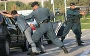 دستگیری ۴۶۰ قاچاقچی در شهرضا