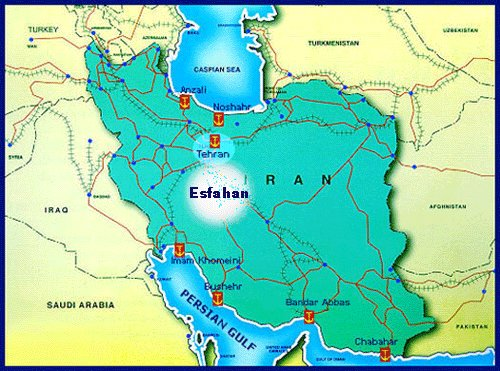 Isfahan's sisterhood with other cities of the world