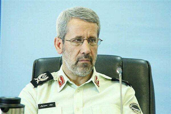 تشکیل تیم ویژه و مجهز پلیس اصفهان برای مقابله با افراد شرور