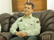 فرمانده نیروی انتظامی شهرستان لنجان