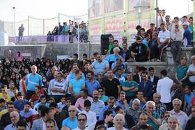 بهره برداری از پروژه های منطقه ۱۵ شهرداری اصفهان