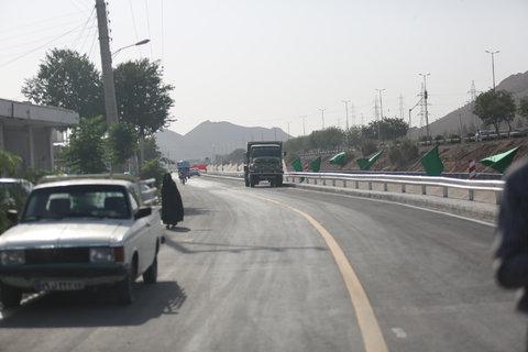 بهره برداری از پروژه های عمرانی منطقه ۴ شهرداری اصفهان