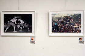 اولین نمایشگاه گروهی عکاسان خبری اصفهان