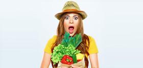 """آشنایی با تغذیه صحیح به کمک کتاب""""خام، گیاه خواری"""""""