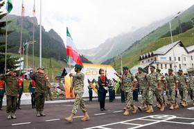 تیمهای «توپخانه سپاه» و «پهپاد ارتش» سوم شدند