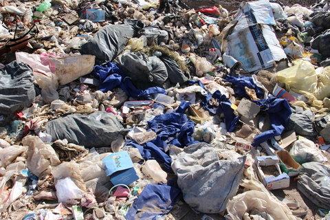 تولید روزانه ۱۸۰ تن زباله در لنگرود