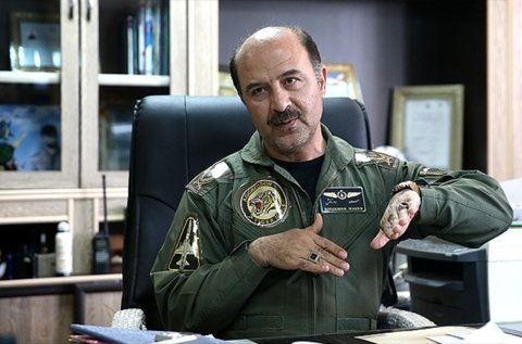 امیر خلبان مسعود روزخوش