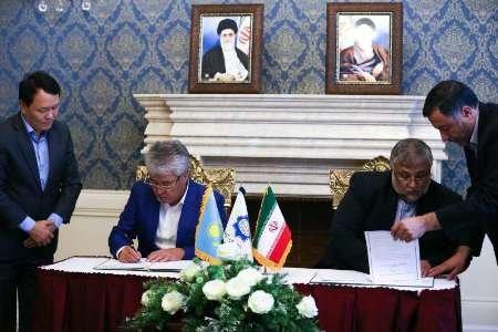 Iran, Kazakhstan sign cultural exchanges deal