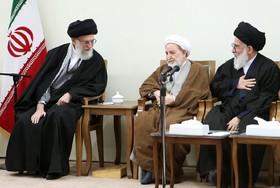 آیت الله هاشمی شاهرودی از حُسن اعتماد رهبر معظم انقلاب تشکر کرد