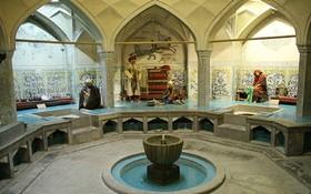 Sheikh Bahai hammam; Magical architecture
