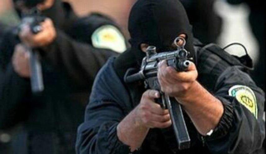 حمله دختر BMWسوار به ایستگاه پلیس