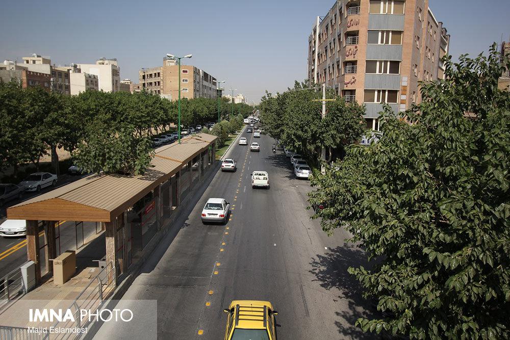 ۹.۵ میلیارد تومان پروژه در ایجاد مسیر BRT و دوچرخه در شهر فعال است