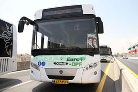 ساعت فعالیت اتوبوسرانی اصفهان تغییر کرد