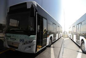 اضافه شدن ۱۰ دستگاه اتوبوس جدید به منطقه ۱۴