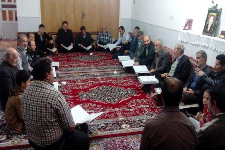 برپایی محافل خانگی قرآن در اصفهان
