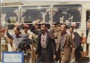 تصاوير بازگشت آزادگان