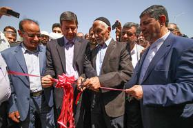 افتتاح تقاطع غیر همسطح شهدای اشکاوند در ایستگاه هفتاد هر هفته چند افتتاح