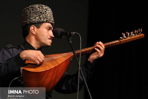folk music festival in Isfahan