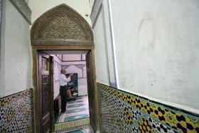 معماری زیبای ایرانی اسلامی در مسجدشعیا و امامزاده اسماعیل اصفهان