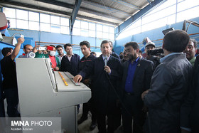 Isfahan environmental projects inaugurated